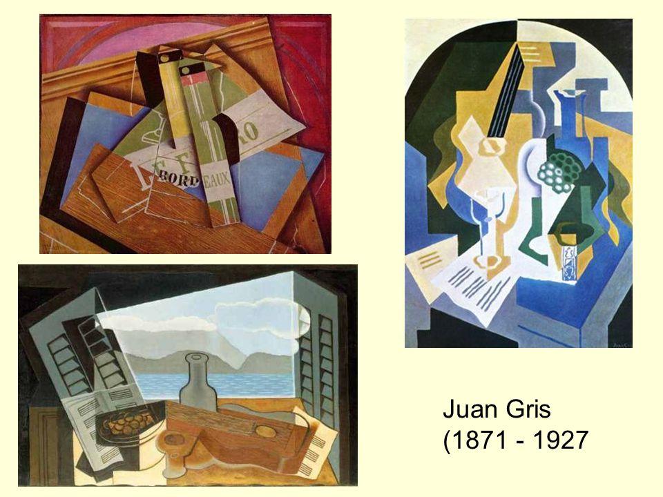Juan Gris (1871 - 1927