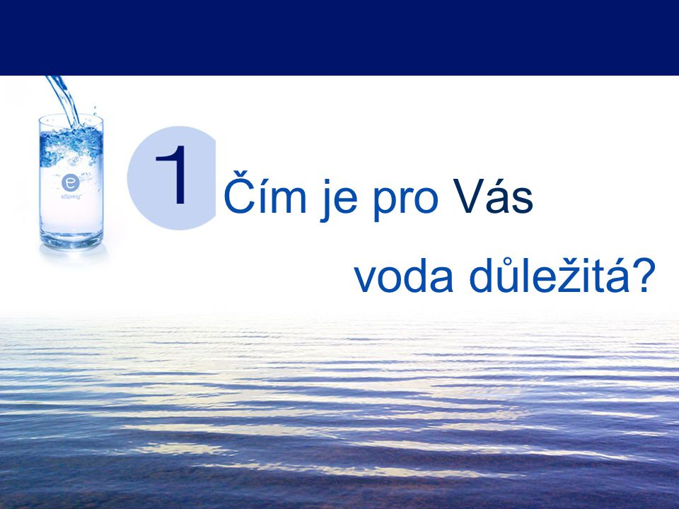 Mikroskopické organizmyBakterie a Virusy Mikrobiologická kontaminace 2 Jak Vám voda může ublížit.