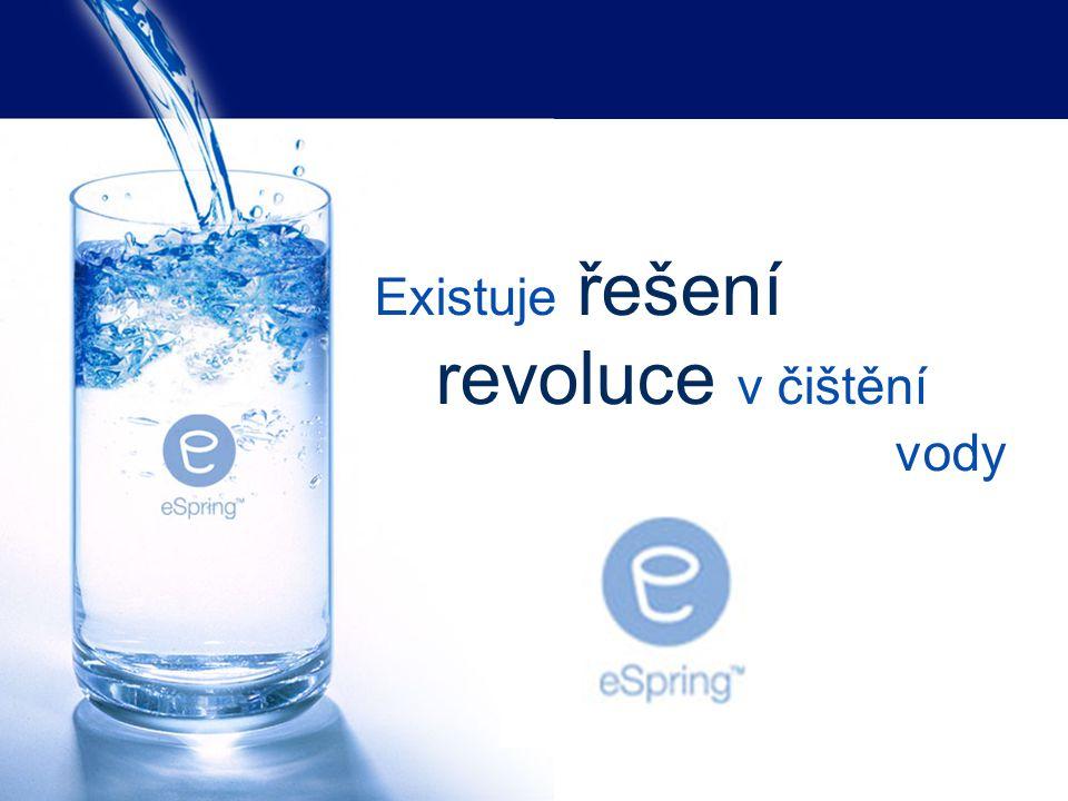 Existuje řešení revoluce v čištění vody