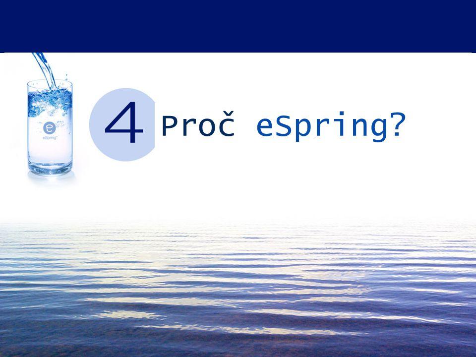 Proč eSpring?