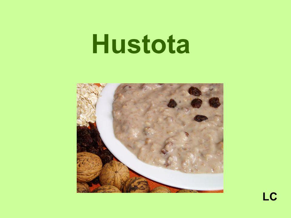 Hustota LC