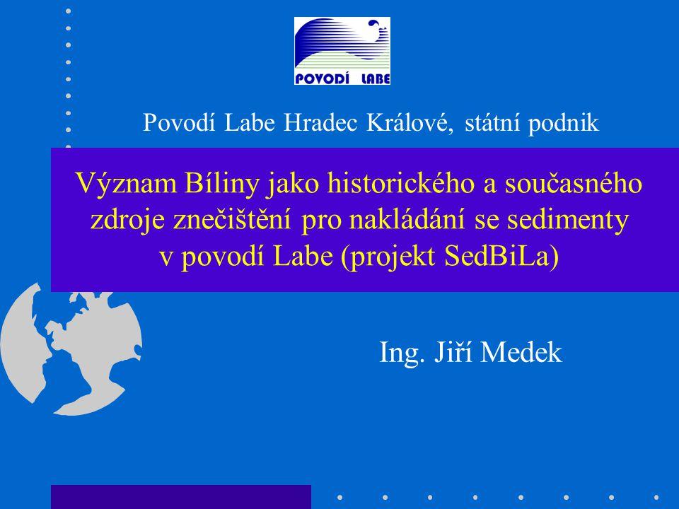 Povodí Labe Hradec Králové, státní podnik Ing.