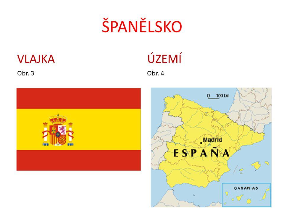 ŠPANĚLSKO FAKTA A ČÍSLA: Rozloha: 505 000 km 2 Počet obyvatel: 40 000 000 Hlavní město: Madrid (2 900 000) Státní zřízení: konstituční monarchie Úřední jazyk: španělština Měna: Euro Hlavní náboženství: křesťanství HDP: 17 300 US dolarů Španělsku patří Baleáry a Kanárské ostrovy