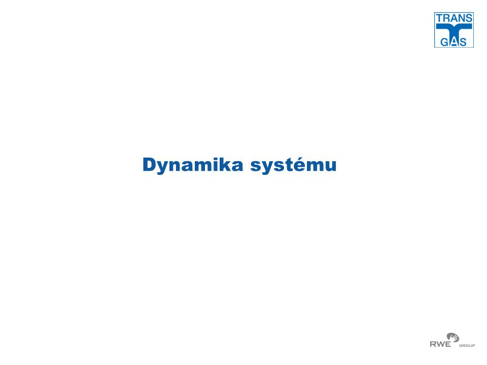 Dynamika systému