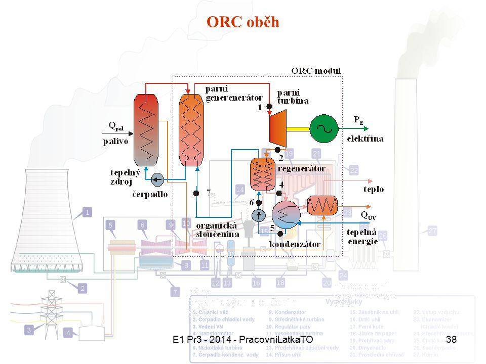 E1 Pr3 - 2014 - PracovniLatkaTO38 ORC oběh