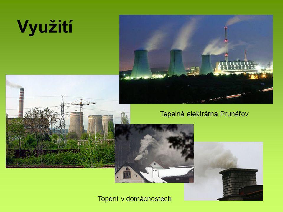 Ropa Nejdůležitější energetická surovina Ropa má podobnou vůni jako benzín.