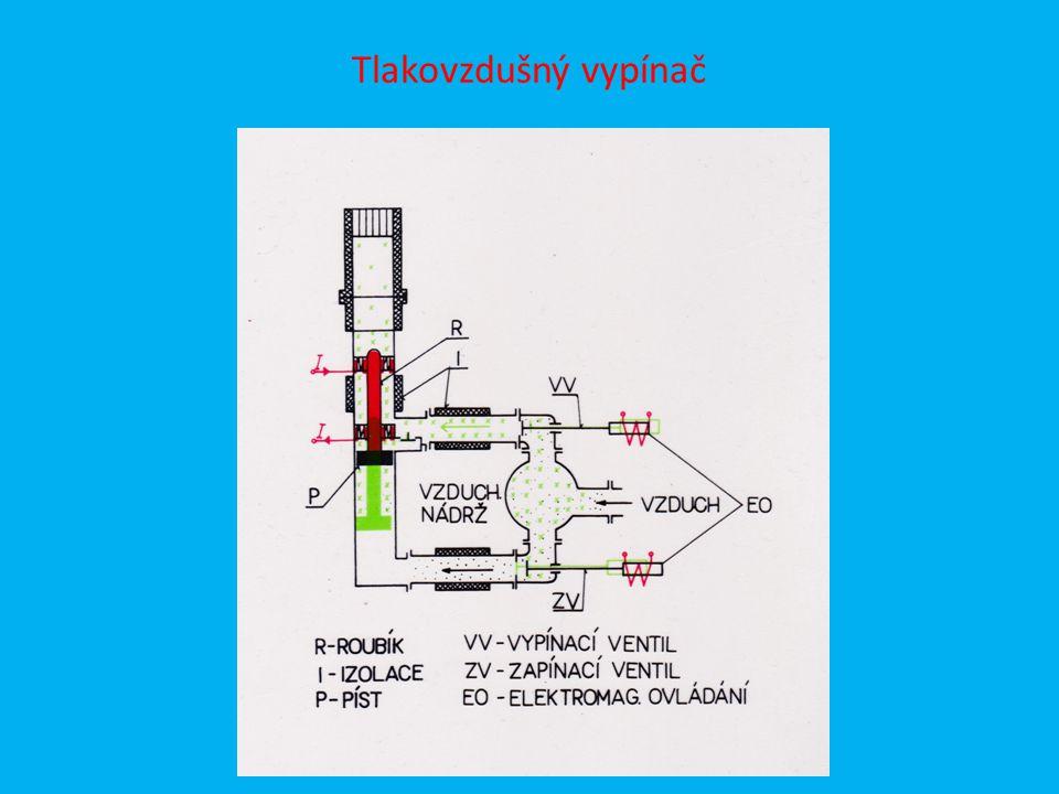 Olejový vypínač
