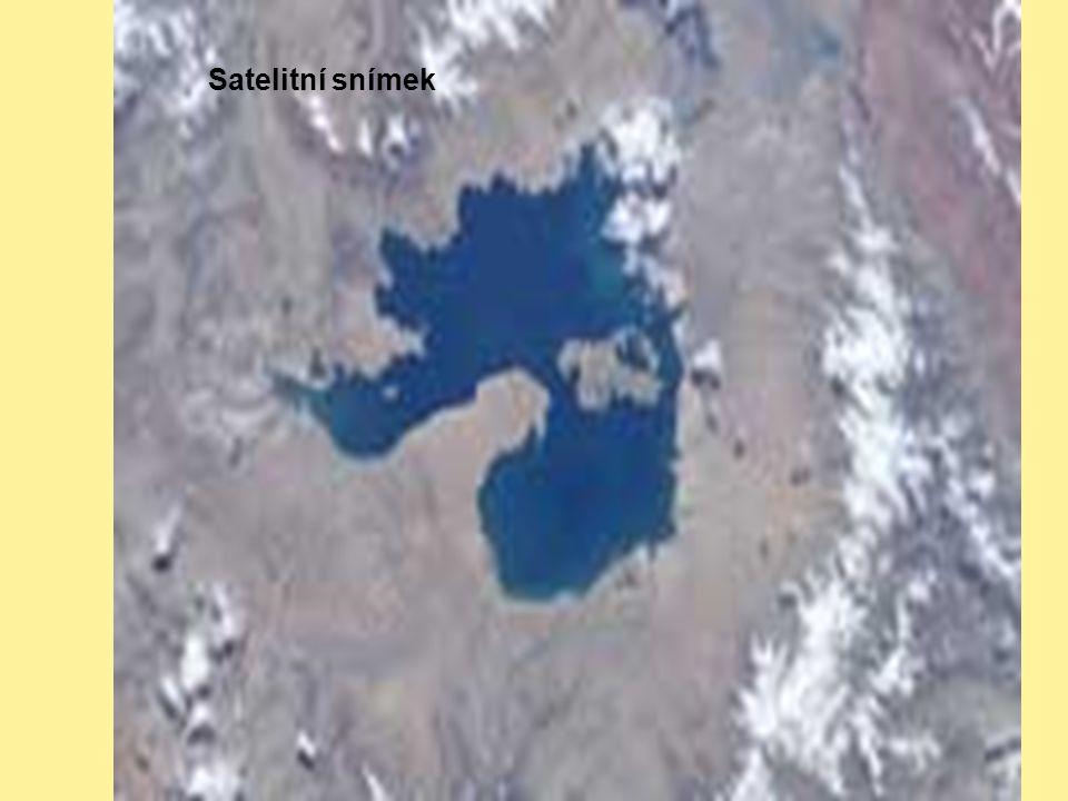 Satelitní snímek