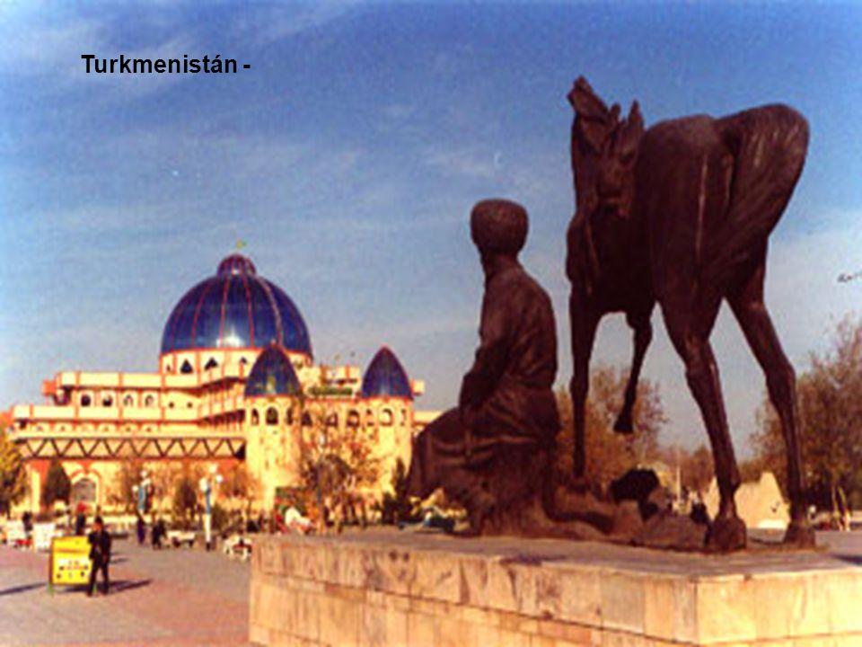 Turkmenistán -