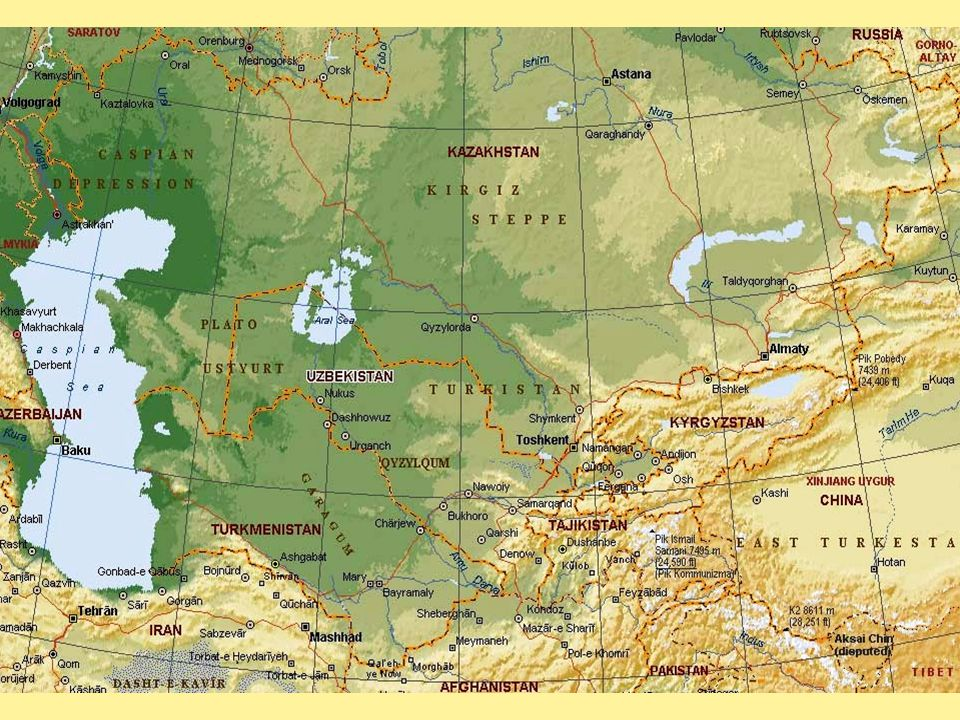 Turkmenistán – sklizeň bavlny