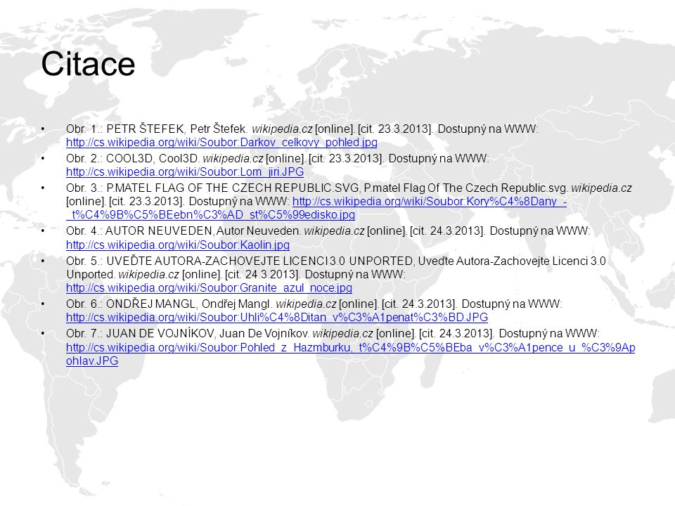 Citace Obr. 1.: PETR ŠTEFEK, Petr Štefek. wikipedia.cz [online]. [cit. 23.3.2013]. Dostupný na WWW: http://cs.wikipedia.org/wiki/Soubor:Darkov_celkovy