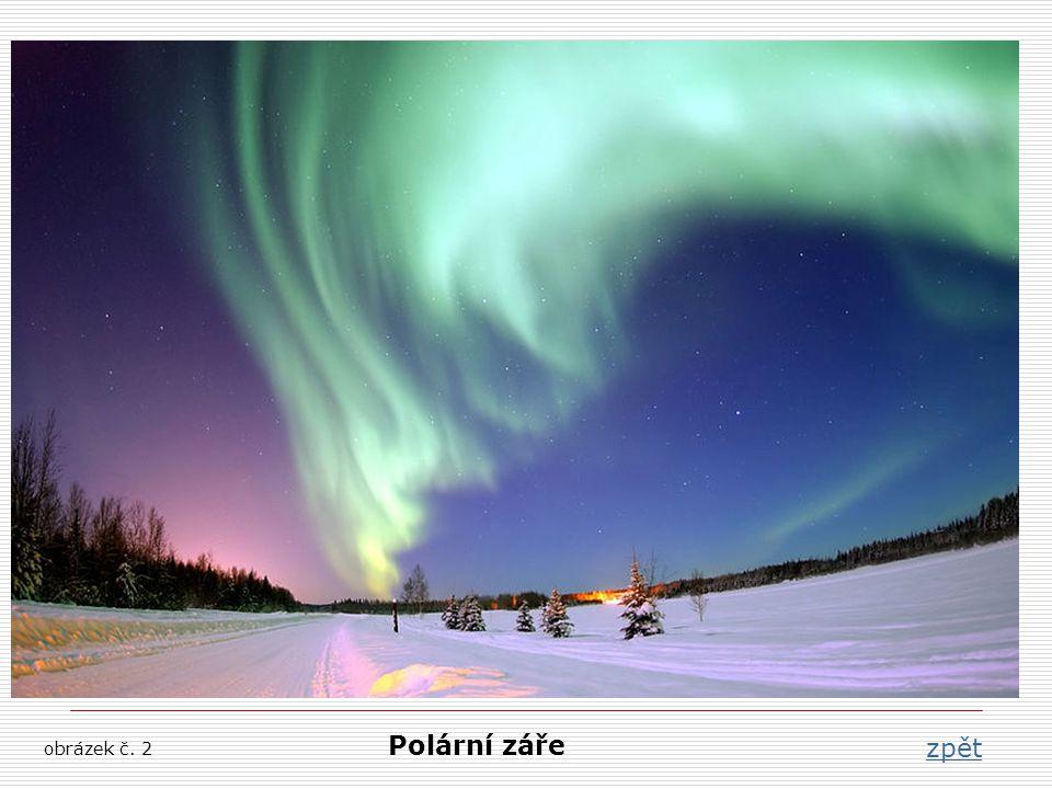 Polární záře zpět obrázek č. 2 Polární záře