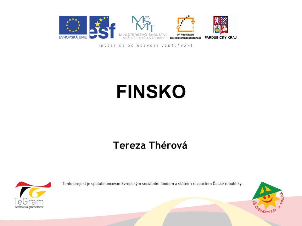 FINSKO Tereza Thérová