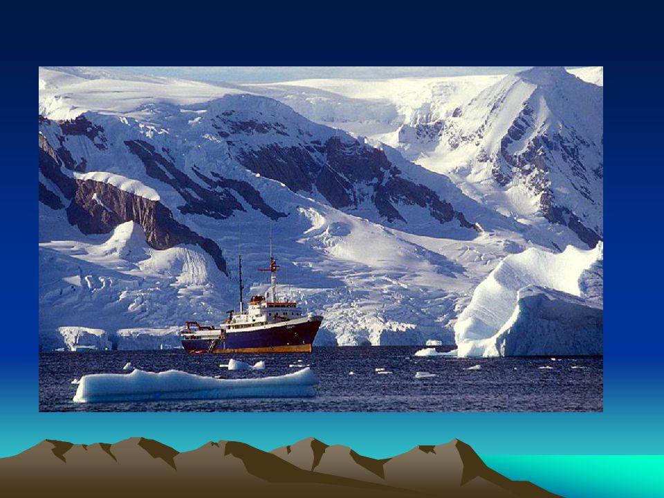 ZAJÍMAVOSTI Nejvyšší naměřená teplota: +14 °C Nejnižší naměřená teplota: −89,4 °C Téměř celý kontinent leží na jih od jižního polárního kruhu.