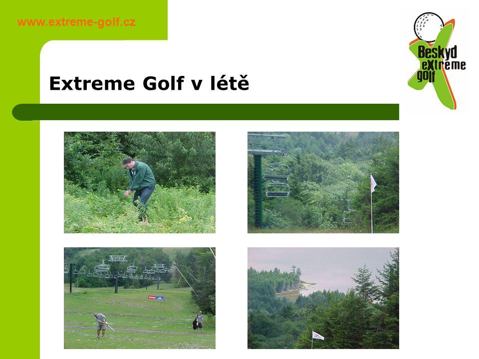 Extreme Golf v létě www.extreme-golf.cz