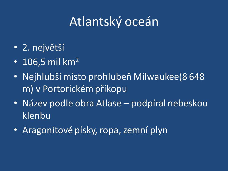 Atlantský oceán 2.