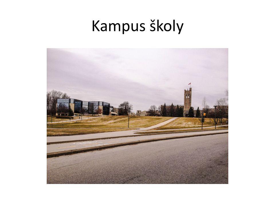 Kampus školy