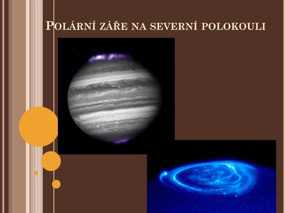 P OLÁRNÍ ZÁŘE NA SEVERNÍ POLOKOULI