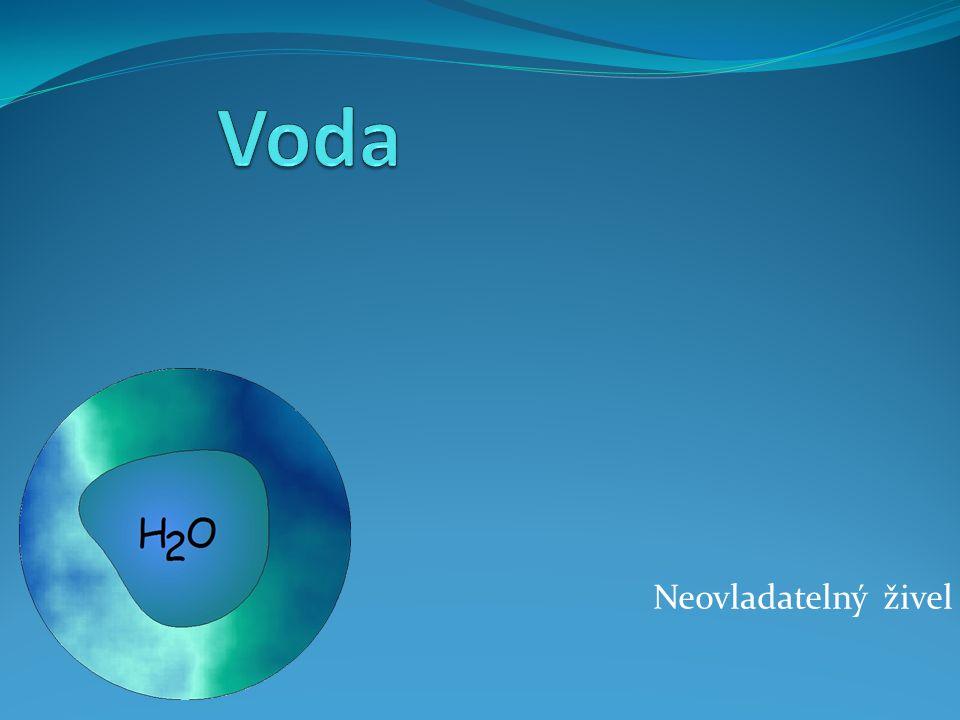Něco o naší firmě Naše firma H2O již několik let zkoumá vodu ve všech jejich skupenstvích Zjistili jsme také, jak se chová ledovec na mohutném oceánu To vše najdete v naší prezentaci