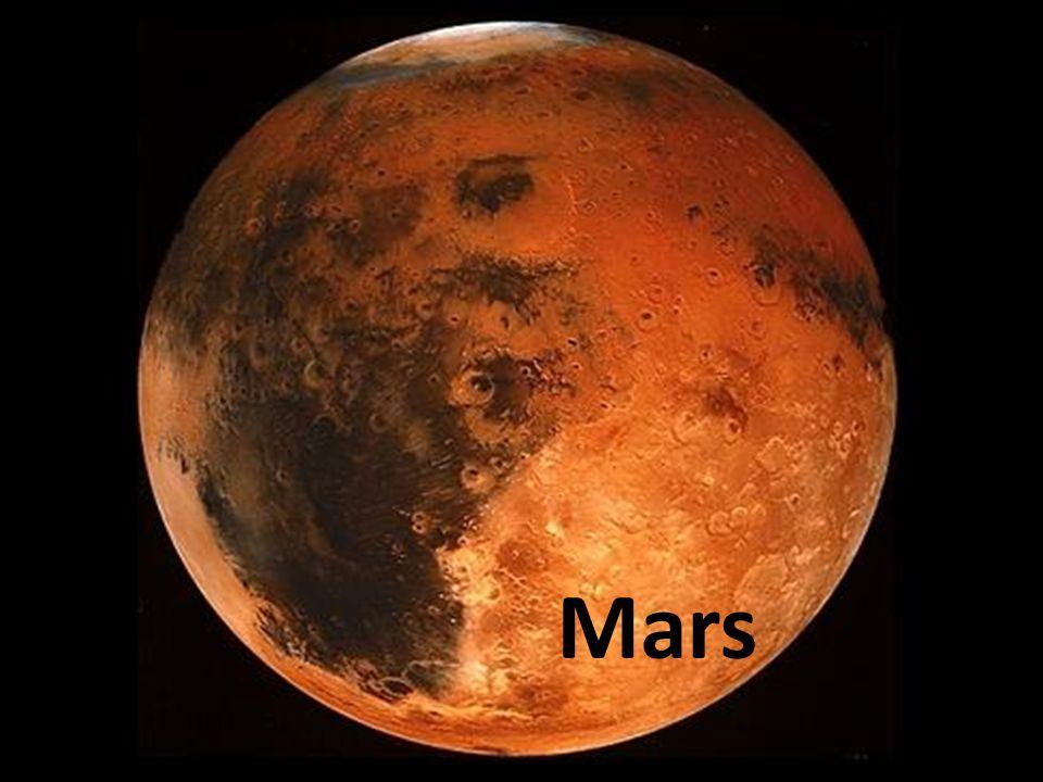 Mars obíhá kolem Slunce ve vzdálenosti mezi 206 644 545 km.