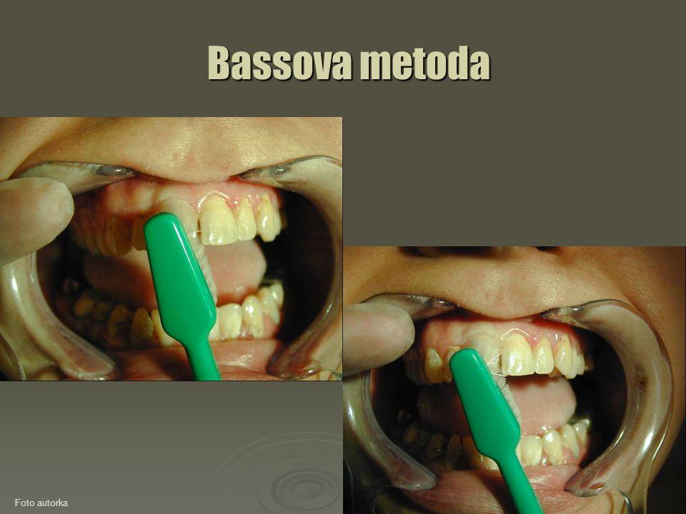 Bassova metoda Bassova metoda Foto autorka