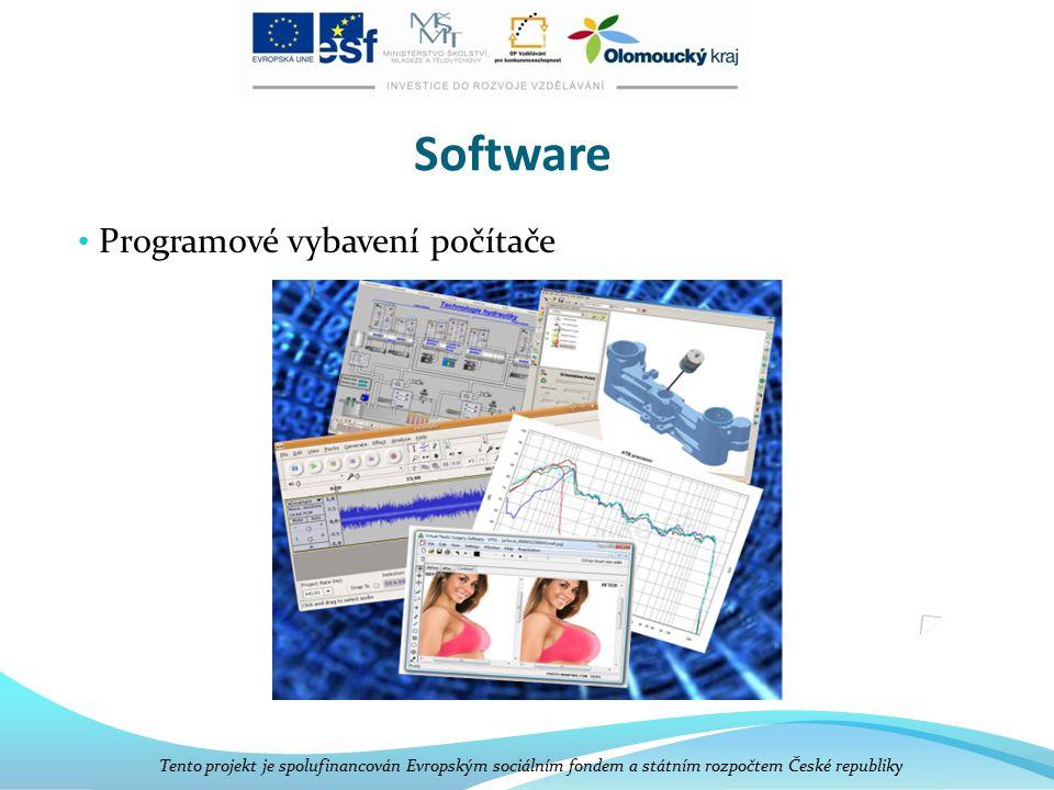 Kontrola dat podřízených Zaměstnavatel může Evidovat kam chodíte na internetu Zda posíláte soukromou poštu Kontrolovat zda uskutečňujete soukromé hovory Zaměstnavatel nemůže Evidovat ani zveřejnit co jste na internetu dělali Evidovat ani zveřejnit obsah soukromé pošty Evidovat ani zveřejnit obsah soukromého hovoru Tento projekt je spolufinancován Evropským sociálním fondem a státním rozpočtem České republiky