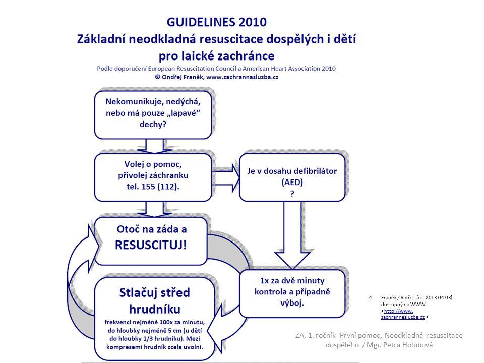 ZA, 2. ročník, Planimetrie, Vzájemná poloha přímek, Mgr. Kamil Šrubař 4.Franěk,Ondřej. [cit. 2013-04-03] dostupný na WWW: http://www. zachrannasluzba.