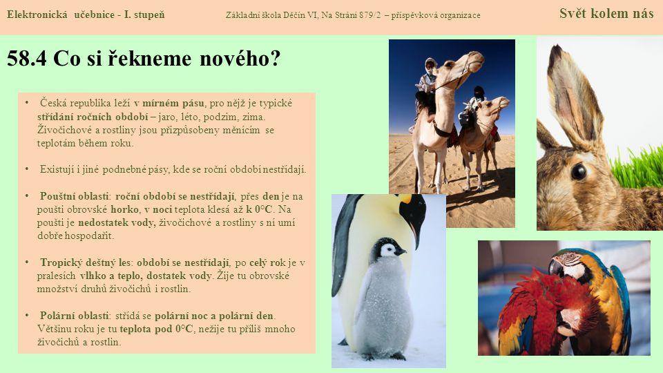 58.5 Procvičení a příklady: Elektronická učebnice - I.