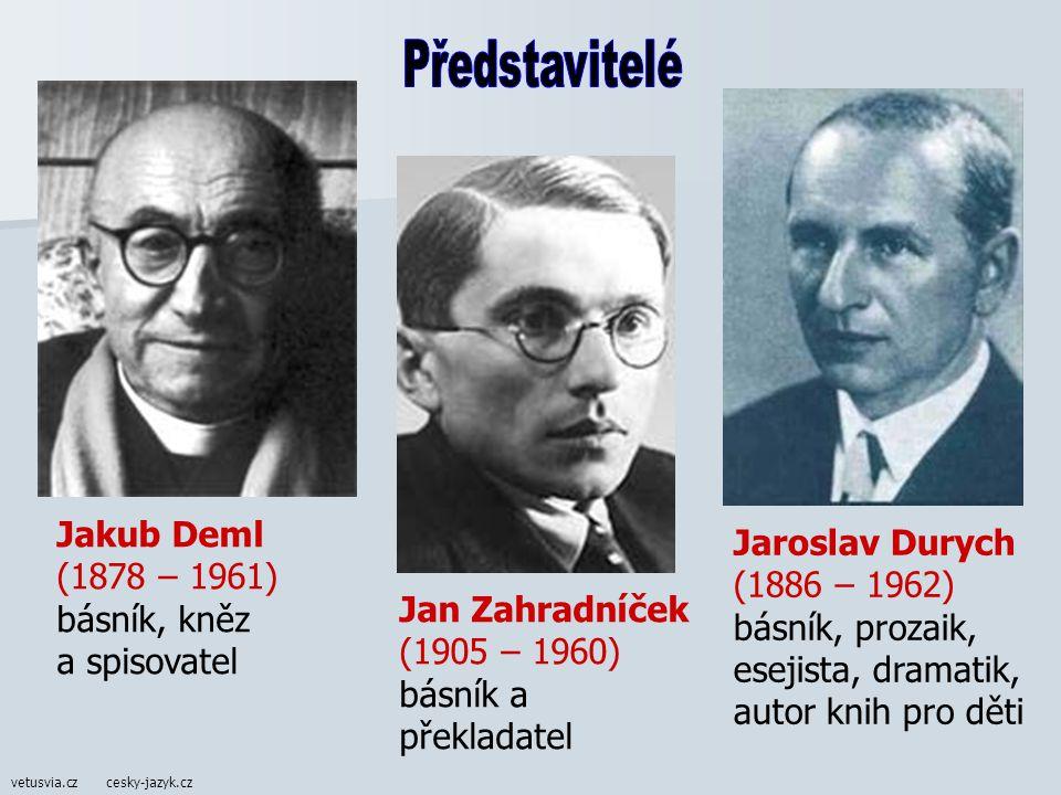 Vedle avantgard prochází českou literaturou i katolický proud.