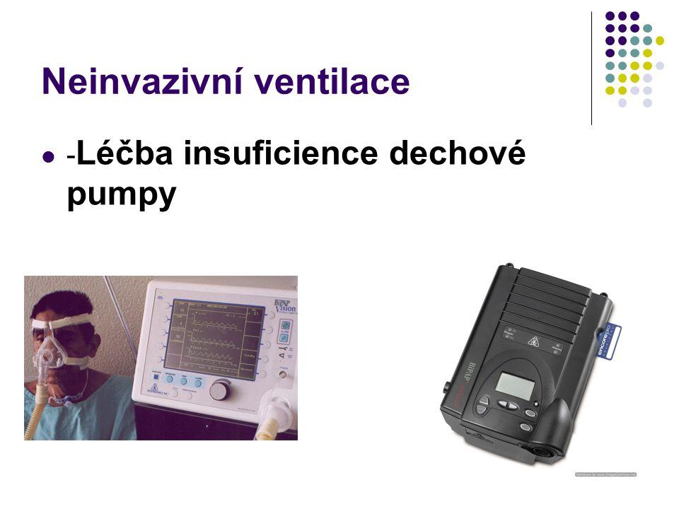 Závěr většina nemocných s těžší hypoventilací ve spánku dospěje dříve či později k respiračnímu nebo kardiálnímu selhání v časných stádiích hypoventilace je třeba na ni aktivně myslet a predikovat její výskyt metodou 1.volby u nemocných s respirační insuficiencí při pokročilé hypoventilaci je NIVP (event.