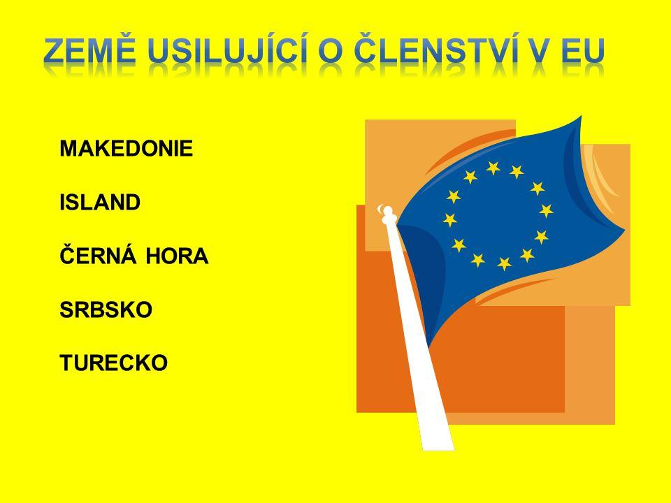 1.Patří Česká republika mezi členské státy EU.