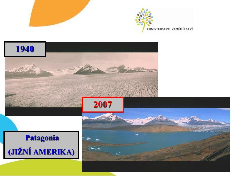 Patagonia Patagonia (JIŽNÍ AMERIKA) 1940 2007