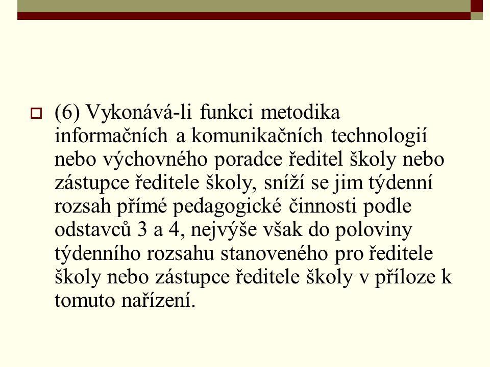 Pro letošní rok jsou v platnosti tyto metodické pokyny:  Rozvojový program č.j.: 31552/2005 (ICT standard v roce 2006 financování)  Metodický pokyn č.j.: 30799-2005 (věcný standard ICT a ICT plán)  Metodický pokyn č.j.: 27277/2005 (projekty SIPVZ v roce 2006)  Metodický pokyn č.j.: 28885/2004 (projekty SIPVZ v roce 2005 druhý rok dvouletých projektů)