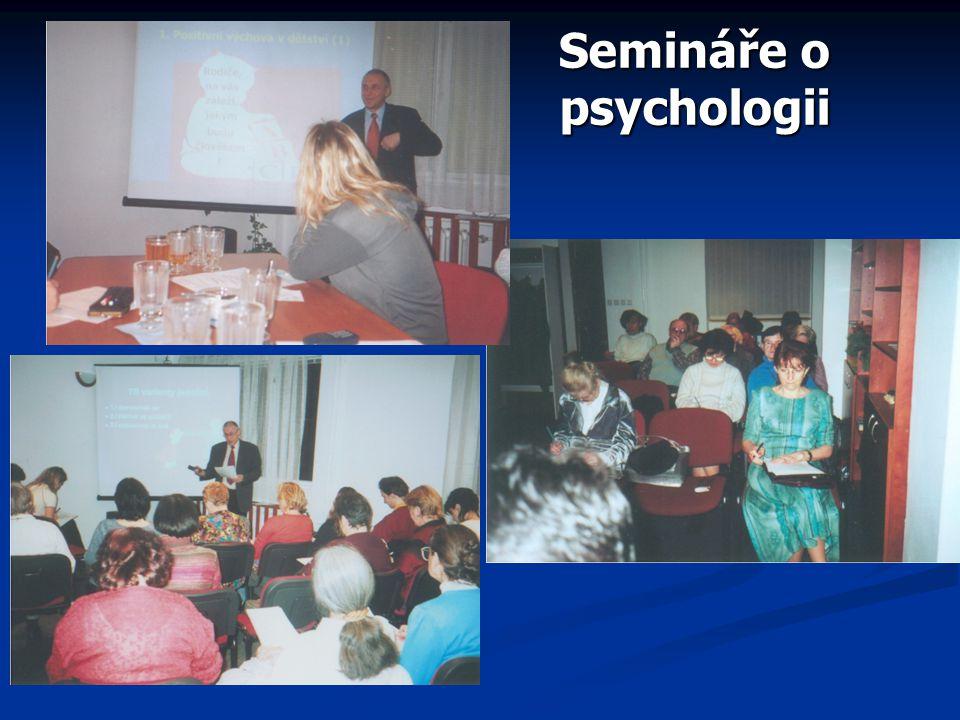 Semináře o psychologii