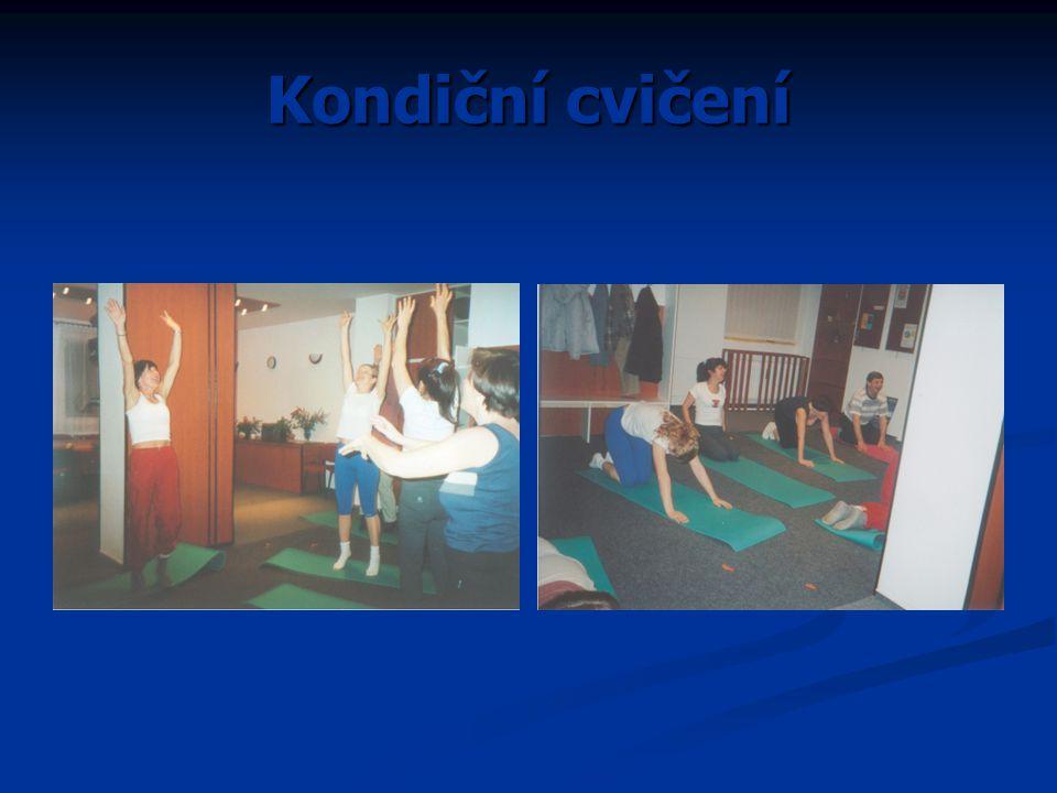 Kondiční cvičení