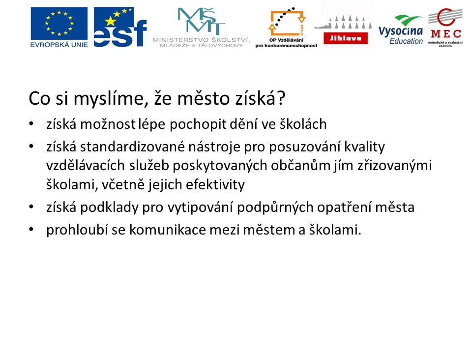 Cíle projektu Naplnění podmínek daných vyhláškou MŠMT ČR č.15/2005 Sb.