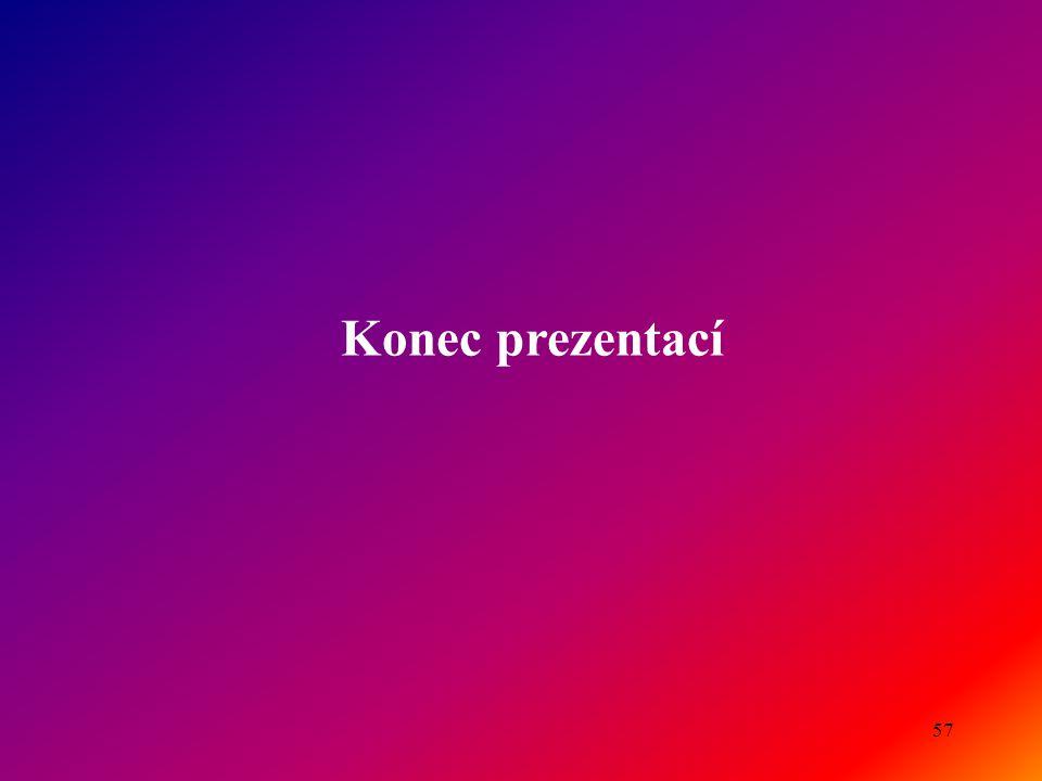 57 Konec prezentací