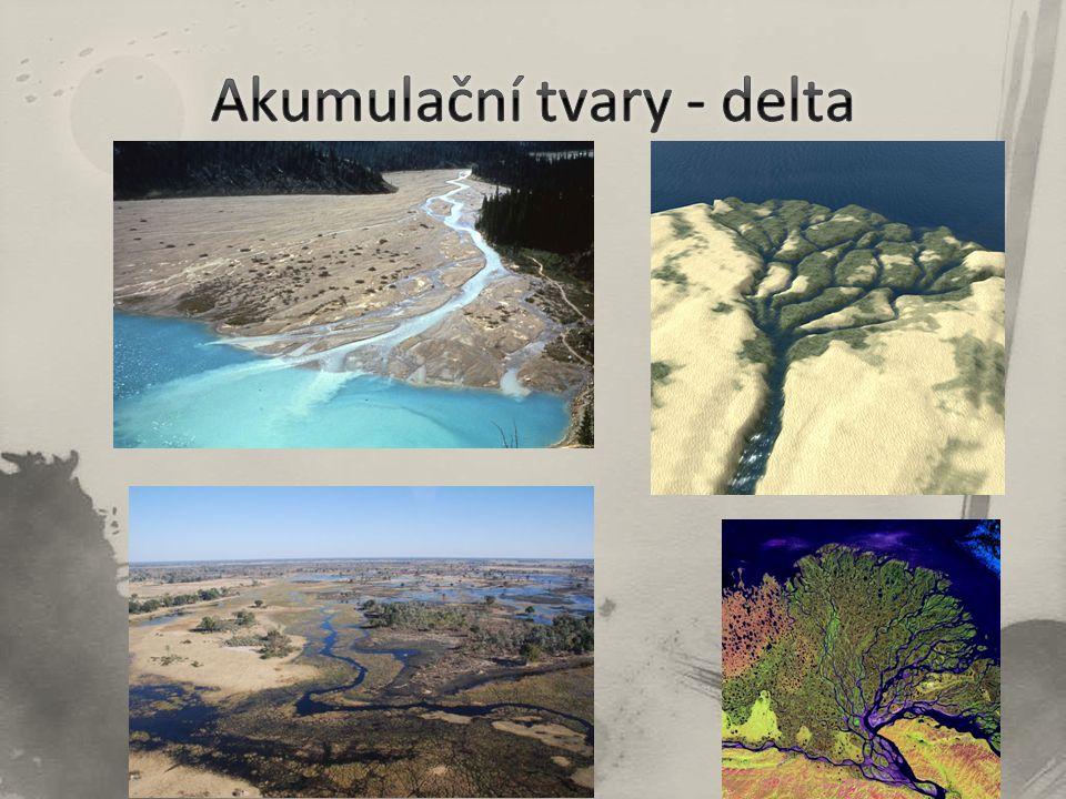vodní toky prodělávají v průběhu svého vývoje postupné změny, kterými se přizpůsobují podmínkám (kontrolním proměnným) panujícím v jejich povodí – přizpůsobení průtoku a přísunu sedimentů spád toku se v čase postupně mění tak, aby se řeka dostala do rovnovážného stavu, kdy je schopna transportovat všechny sedimenty pryč z povodí → dosažení ………………………………….