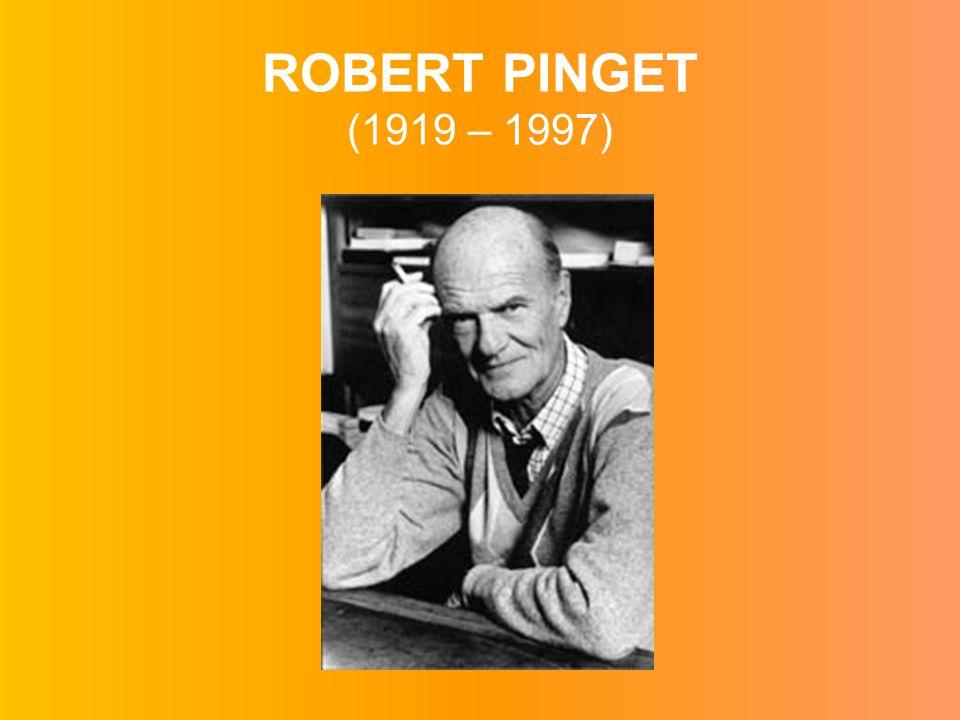 ROBERT PINGET (1919 – 1997)
