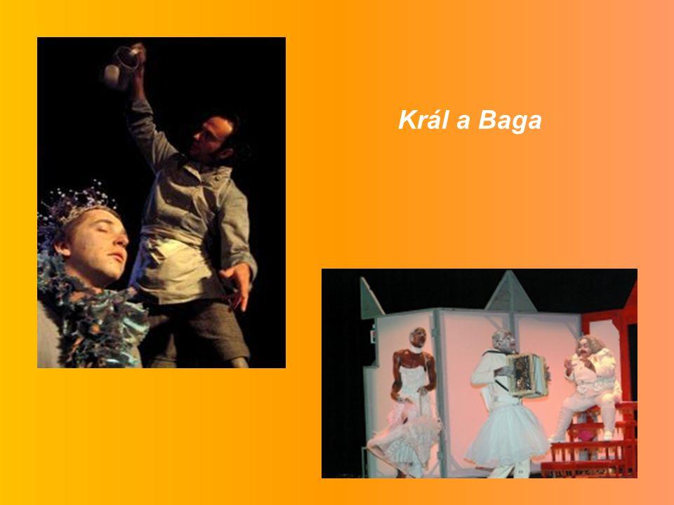 Král a Baga