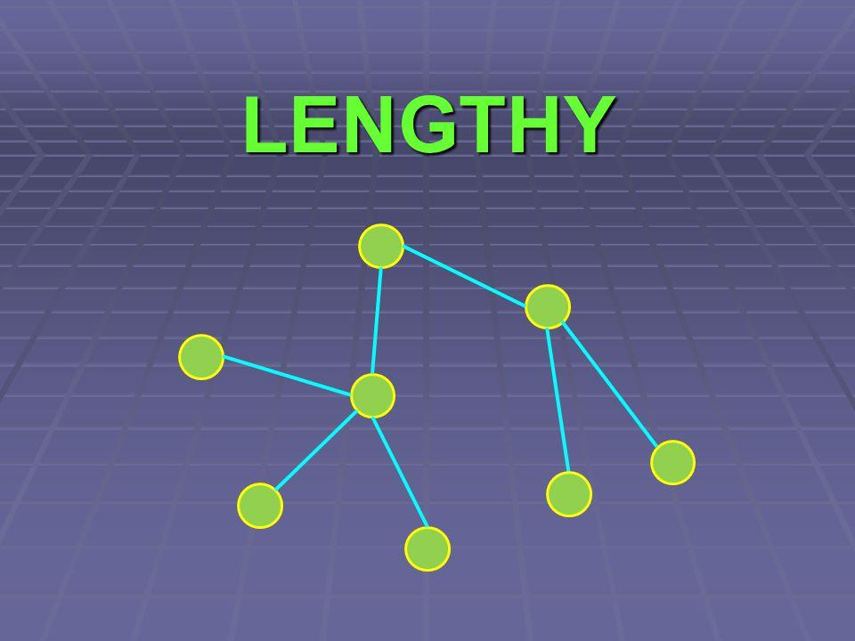 LENGTHY