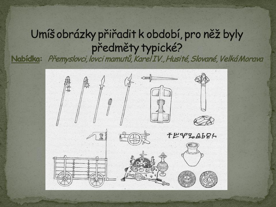 Bitva u Sudoměře - Žižka zde prokázal své vojenské umění - oddíl rytířů na koních zaútočil na husitské bojovníky, Žižka však nařídil rozestavit vozovou hradbu na úzké hrázi mezi dvěma rybníky, jeden z nich byl vypuštěný, což byla past a koně s jezdci zapadli do bahna na dně rybníka - husité je dobíjeli svými cepy Bitva u Domažlic - do Čech vtrhlo obrovské vojsko, více než sto tisíc žoldnéřů se rozložilo nedaleko Domažlic - zalekli se však zpěvu blížících se husitů a utekli bez boje Bitva u Lipan - část panstva a vojska pražských měšťanů patřících ze začátku k husitům se přidala k Zikmundovi - U Lipan se tedy střetli husité proti husitům - Husité věrni odkazu Jana Husa byli poraženi a tím husitské války v Čechách skončily, ale klid nadlouho nenastal