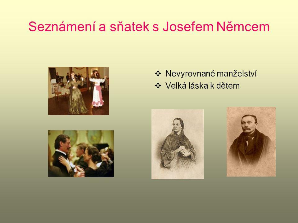 Rodina Němcova  Karel  Jaroslav  Theodora