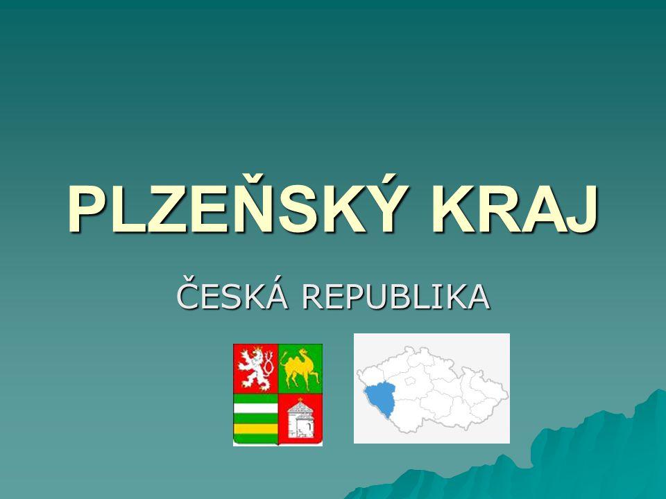 POLOHA  JZ Čech – hraniční oblast s Německem  Před rokem 1989 periferie  Po roce 1989 rychlý rozvoj  Šumava, Český les, Plzeňská kotlina