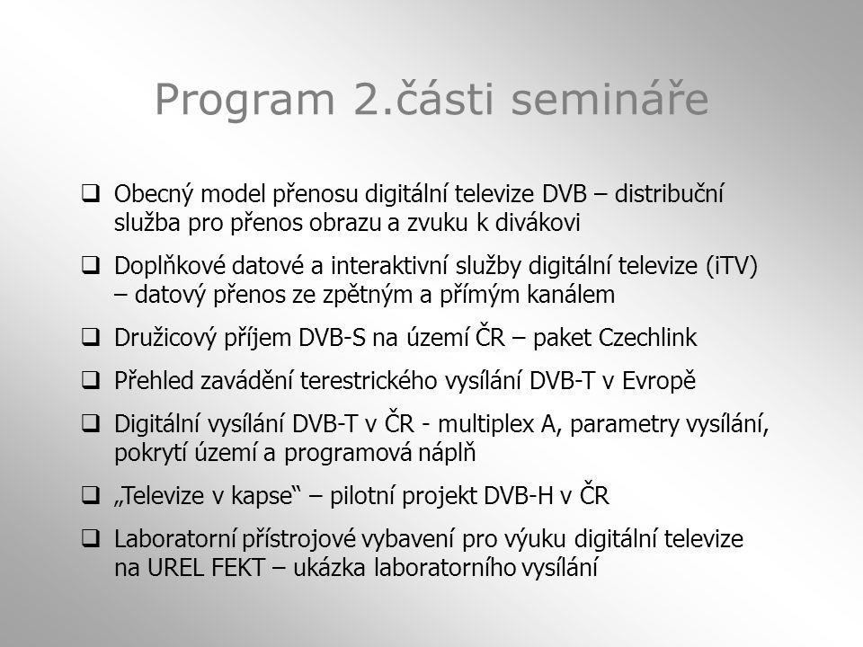 Kde se o DVB dozvědět více .