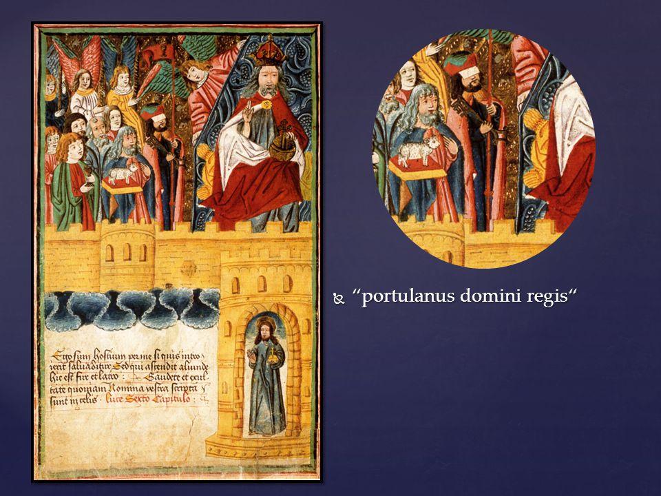 """ """"portulanus domini regis"""""""