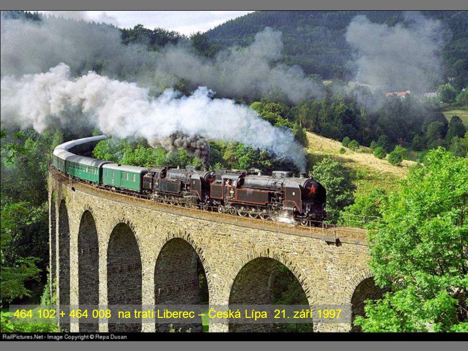 Parní lokomotivy v České republice Použity fotografie z RailPictures.net, hudba z filmu Přednosta stanice.