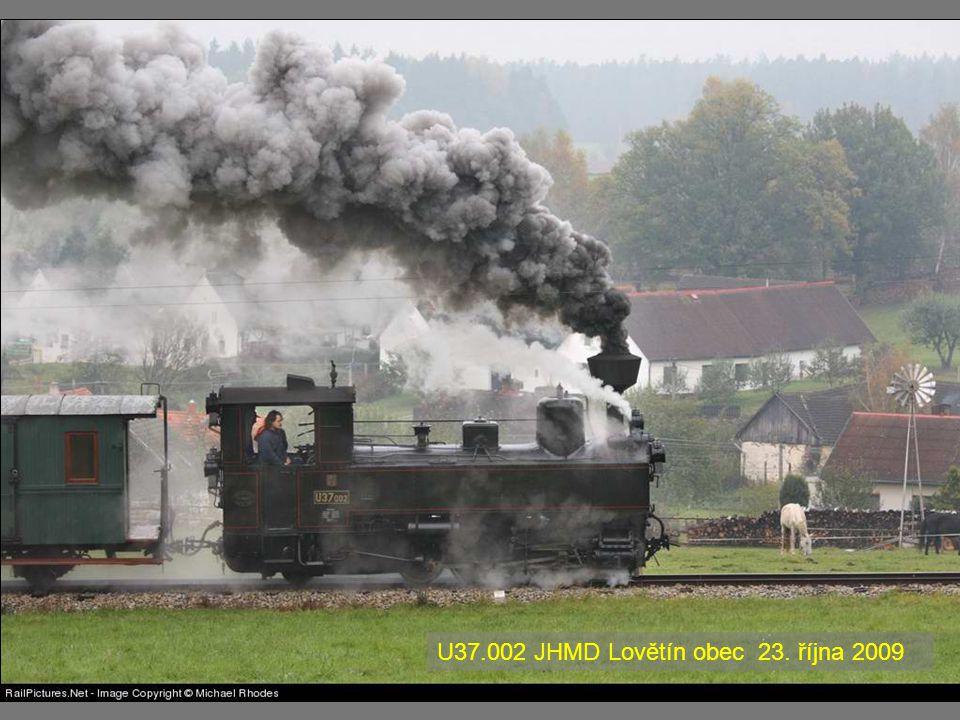 U37.002 JHMD Střížovice 23. října 2009
