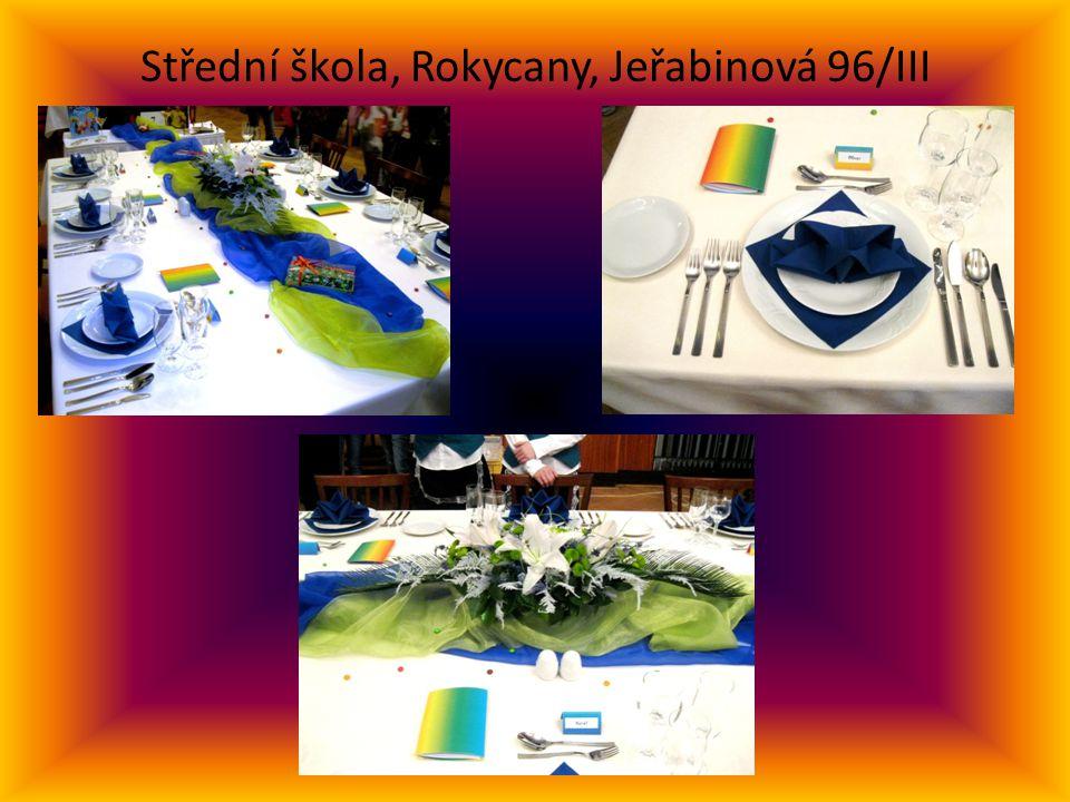 Střední škola, Rokycany, Jeřabinová 96/III