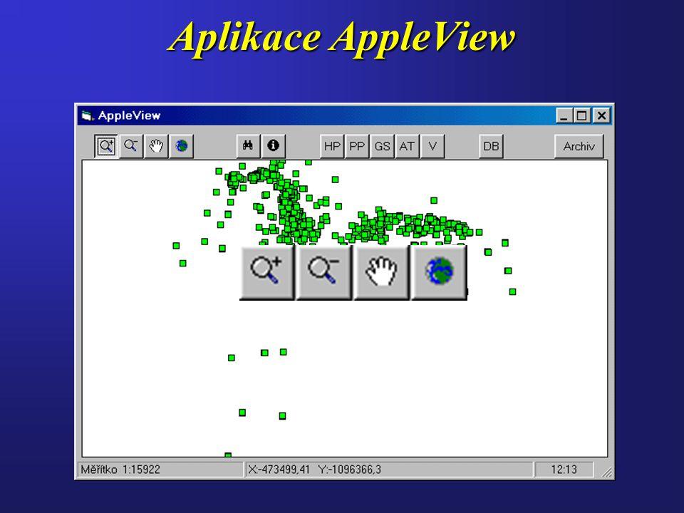 Aplikace AppleView